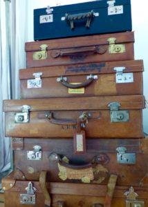 charmante Koffer