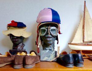 charmantes Haus mit voelen Hüten