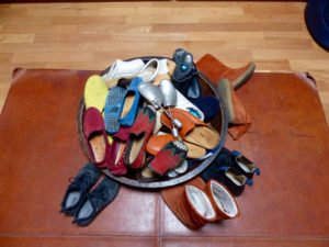 Pantoffelschale