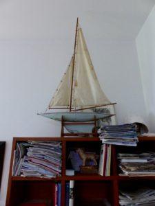 Seegelboot